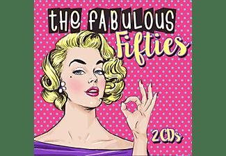 VARIOUS - The Fabulous Fifties  - (CD)