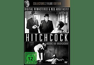 Alfred Hitchcock: Gute Reise & Landung auf Madagaskar DVD