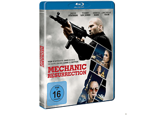 Mechanic: Resurrection BD  Blu-ray