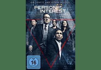Person of Interest - 5. Staffel DVD