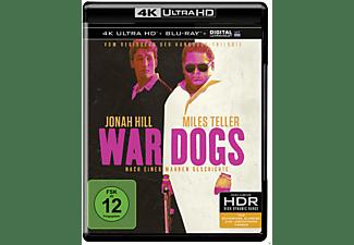 War Dogs 4K Ultra HD Blu-ray