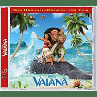 Vaiana (Das Original Hörspiel) - (CD)