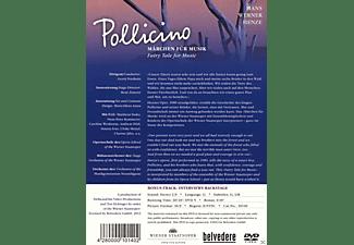 VARIOUS, Bühnenorchester Der Wiener Staatsoper, Orchester des Musikgymnasium Neustiftgasse - Pollicino - Märchen Für Musik  - (LP + Bonus-CD)
