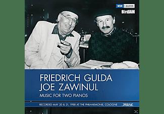 Gulda,Friedrich & Zawinul,Joe - Music For Two Pianos Cologne '88  - (Vinyl)