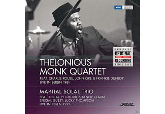 Thelonious Monk Quartet/Martial Solal Trio - Live In Berlin '61 | Live In Essen  - (Vinyl)