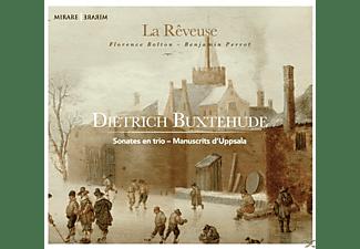 La Reveuse - Sonates En Trio-Manuscrits D'Uppsala  - (CD)