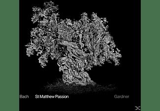 Sir John Eliot Gardiner, Monteverdi Choir, The English Baroque Soloists - Matthäus-Passion  - (CD)