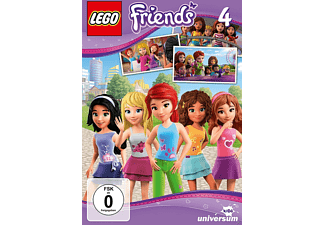 Lego Friends 4 DVD