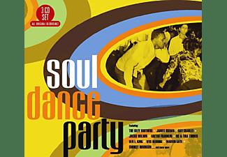 VARIOUS - Soul Dance Party  - (CD)