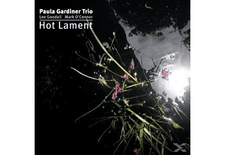 Paula Gardiner - HOT LAMENT  - (CD)