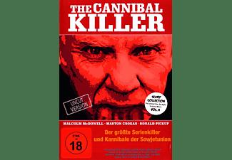The Cannibal Killer (uncut),Vindictive Whore,Big - Scary Vol.4 DVD