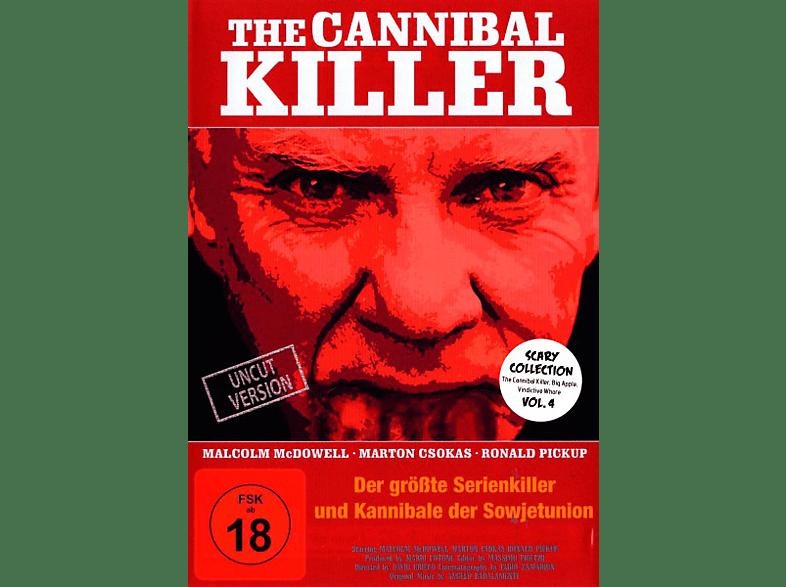The Cannibal Killer (uncut),Vindictive Whore,Big - Scary Vol.4 [DVD]