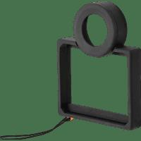OLYMPUS PFUD-EP14 LCD Abdeckung , Schwarz