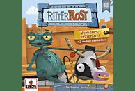 Ritter Rost - Hörspiel zur TV-Serie 12/Verkehrserziehung - (CD)