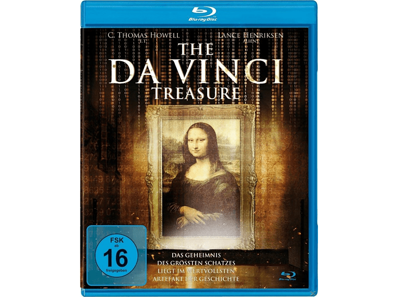 The Da Vinci Treasure [Blu-ray]