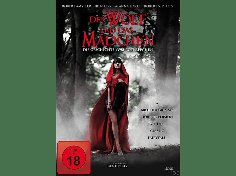 Der Wolf und das Mädchen-Die Geschichte vom Rotkäppchen [DVD]