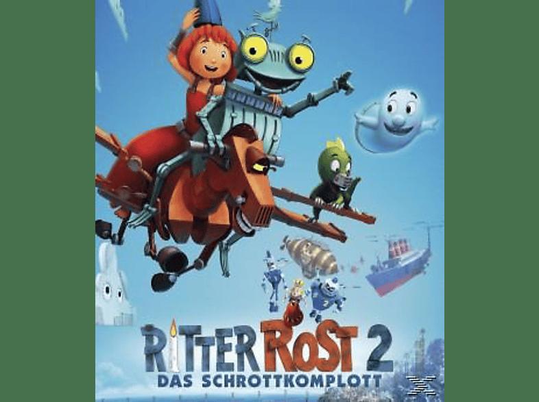 Ritter Rost - Das Original Hörspiel zum Kinofilm 2-DDas Origin - (CD)