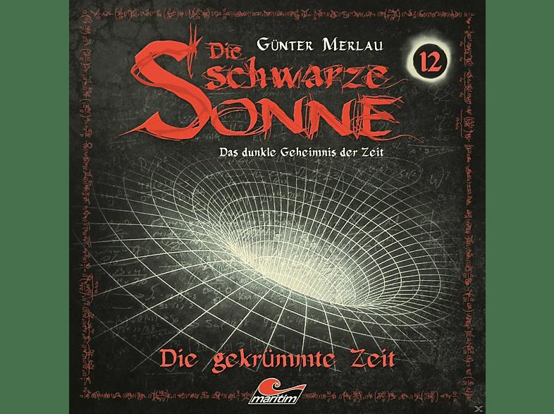 Guenter Merlau - Die schwarze Sonne-Die gekrümmte Zeit Folge 12 - (CD)