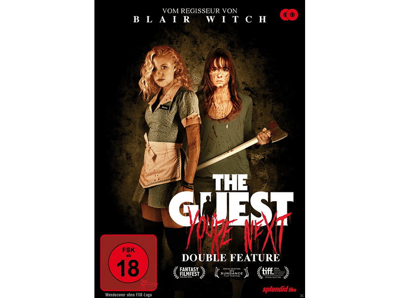 The Guest / You're Next - Double Feature [DVD]