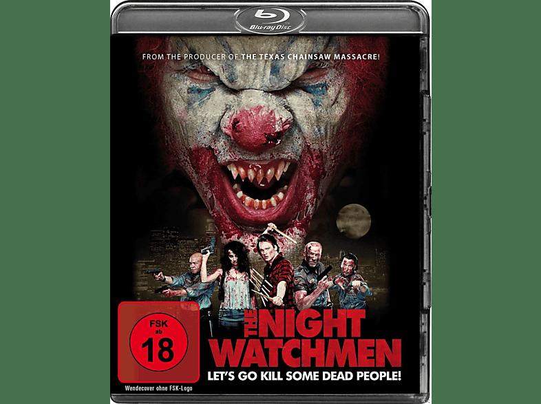 The Night Watchmen [Blu-ray]