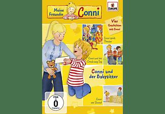 Meine Freundin CONNI 13 - Conni und der Babysitter DVD