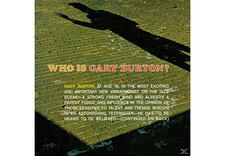 Gary Burton - Who Is Gary Burton? - (CD)
