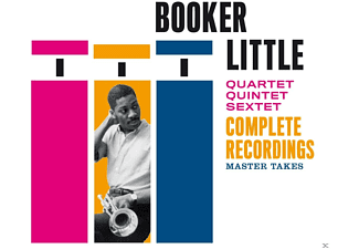 Booker Little - Complete Recordings - (CD)