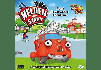 Helden Der Stadt - Fionas Feuerwehr Abenteuer (CD Hörspiel)  - (CD)
