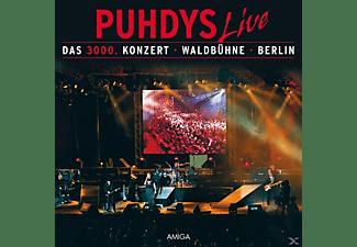 Puhdys - Das 3000.Konzert  - (CD)