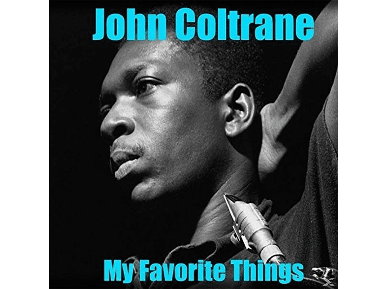 John Coltrane - My Favorite Things [Vinyl]