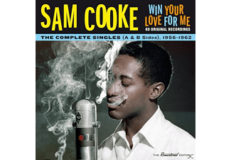 Sam Cooke - Win Your Love For Me-Complete Singles 1956-62 A  - (CD)