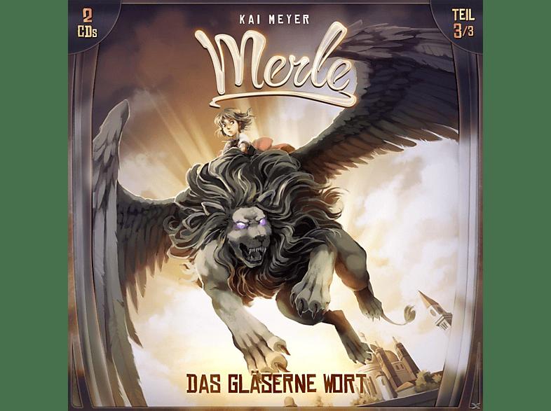 Merle - Merle-Folge 03: Das Gläserne Wort - (CD)