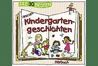 VARIOUS - Die 30 Besten Kindergartengeschichten (Hörbuch) - (CD)