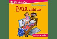 Astrid Lindgren - Ohrwürmchen Lotta zieht um - (CD)