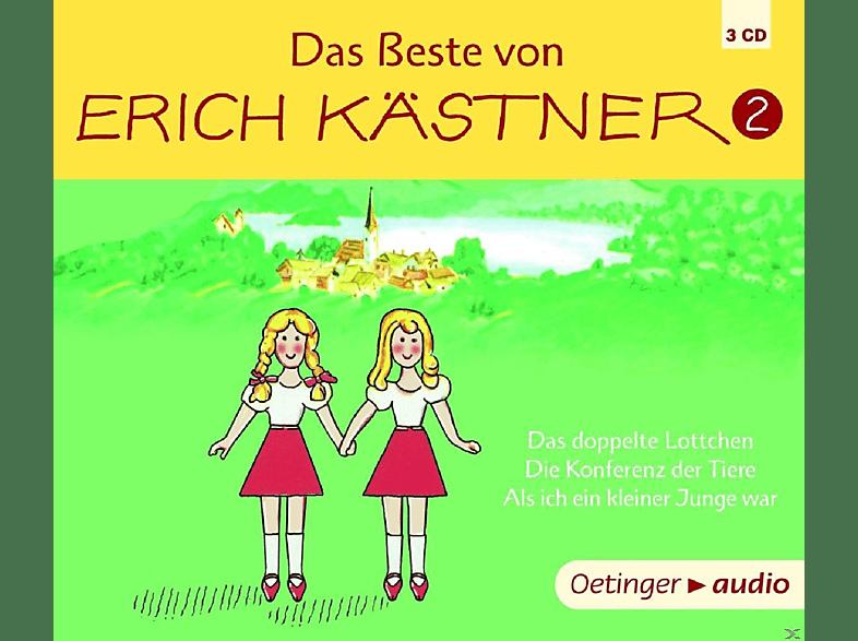 Erich Kästner - Das Beste von Erich Kästner 2 - (CD)