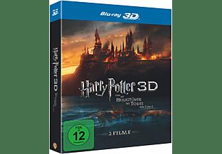 Harry Potter und die Heiligtümer des Todes 1+2 3D Blu-ray