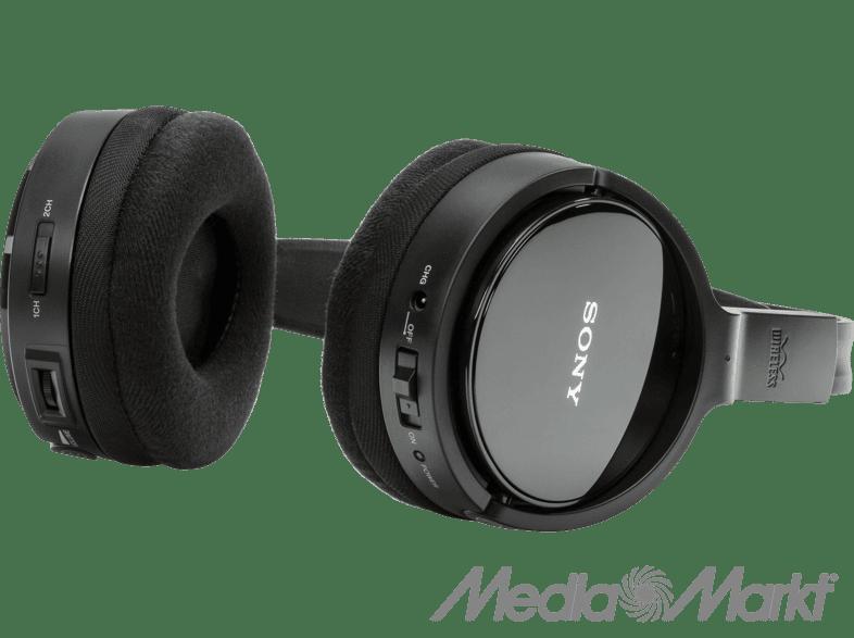 SONY MDR RF 811 RK vezeték nélküli fejhallgató Media Markt