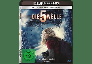Die 5. Welle (Chloë Grace Moretz, Nick Robinson) [4K Ultra HD Blu-ray + Blu-ray]
