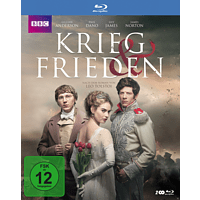 Krieg und Frieden [Blu-ray]