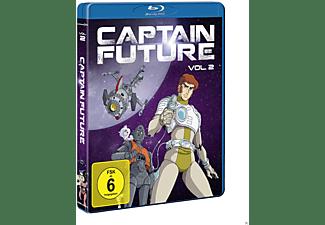 Captain Future Vol. 2 Blu-ray