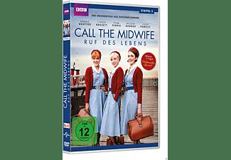 Call the Midwife - Ruf des Lebens - Staffel 5 DVD