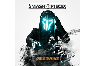 Smash Into Pieces - Rise and Shine  - (CD)