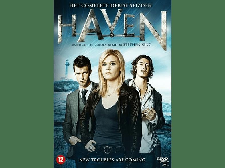 Haven - Seizoen 3 - DVD