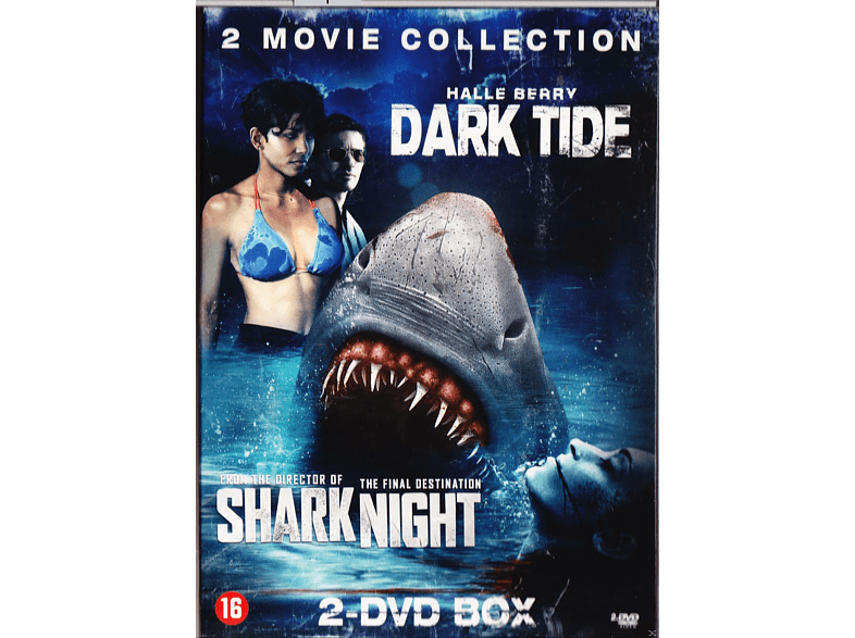 Dark Tide + Shark Night - DVD