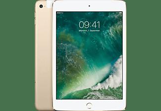 APPLE iPad mini 4 WiFi + Cellular, Tablet, 32 GB, 7,9 Zoll, Gold