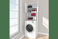 RESPEKTA WA-UMBAUSCHRANK Waschmaschinen-Umbauschrank