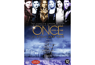 Once Upon A Time - Seizoen 2 - DVD