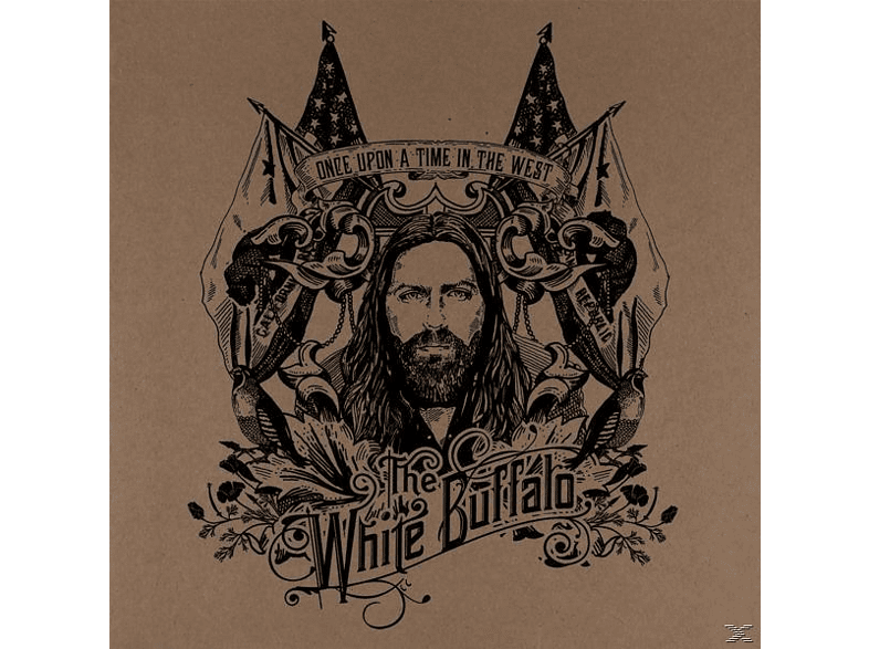 The White Buffalo - Once Upon A Time In The West [Vinyl]