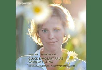 Tilling/Musica Saeculorum/Steinaecker - Arien von Gluck und Mozart  - (SACD)