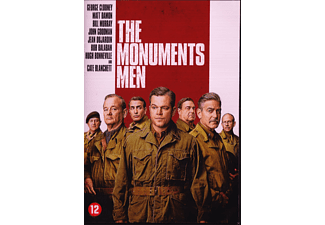 Monuments Men - DVD